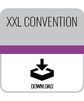 pulsante xxl convention
