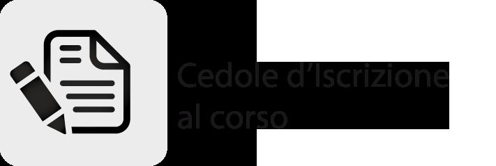 cedola iscrizione