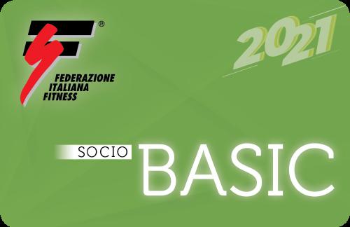 Tessere FIF 2021 BASIC
