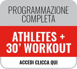 athletes 30 pulsante