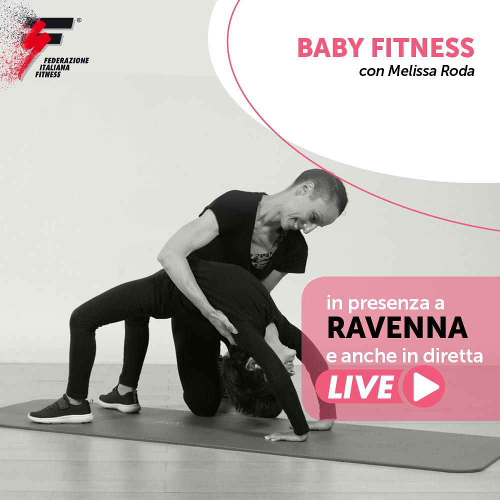 corso live baby fitness