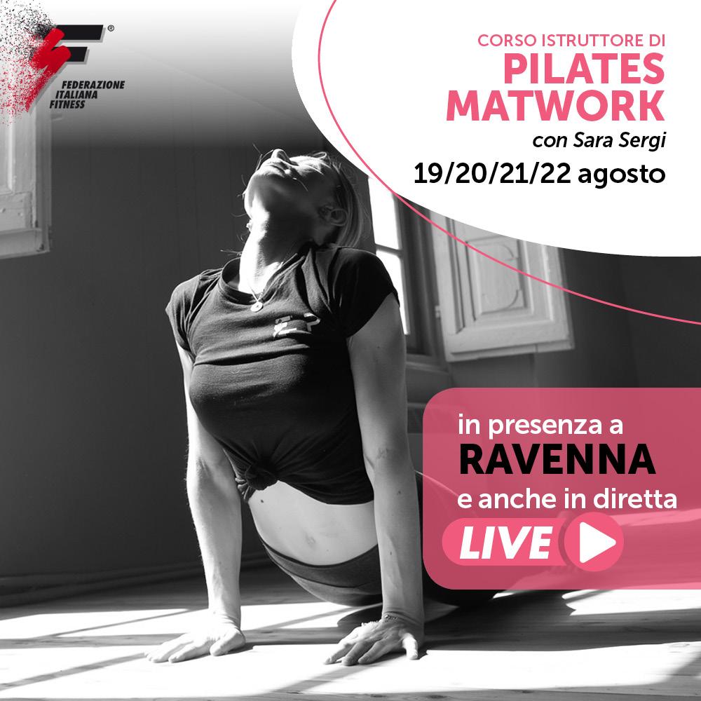 corso live pilates