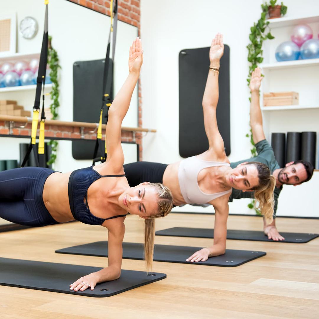 workshop pilates suspension