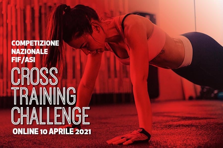 CROSS TRAINING CHALLENGE