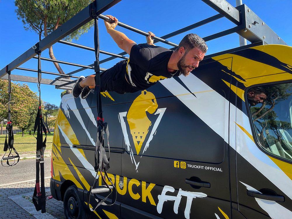 truck allenamento