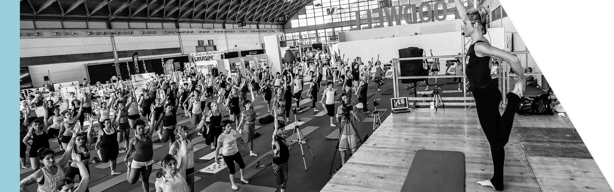 palco pilates e yogal