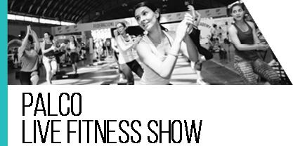 palco live fitness show