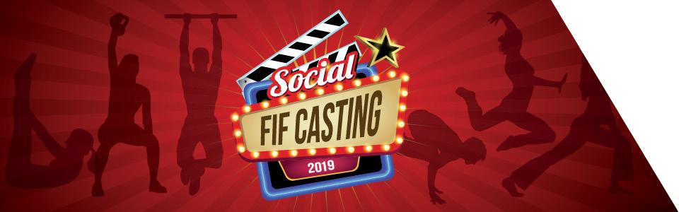 social fif casting 2019