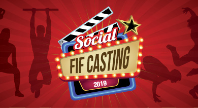 social fif casting