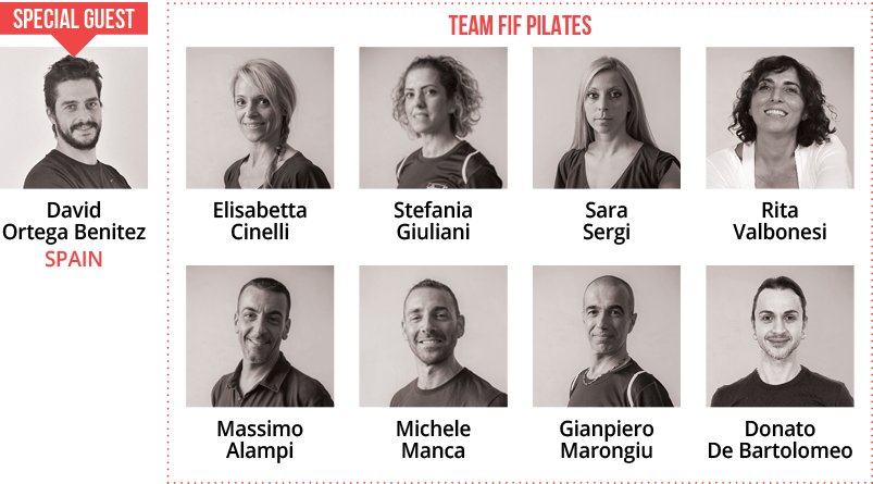 international pilates docenti 2020