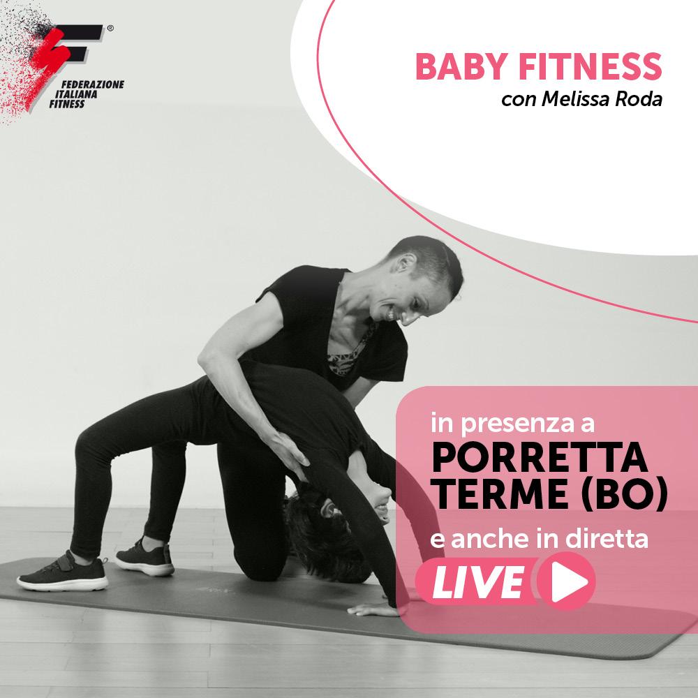 BABY FITNESS /Corso Live