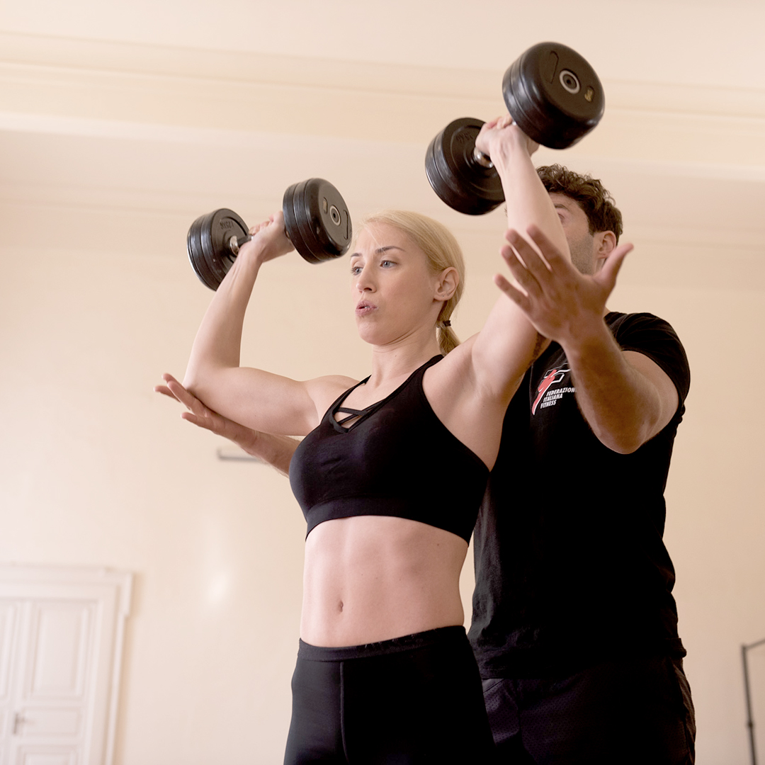 02. PERSONAL TRAINER/Corso online