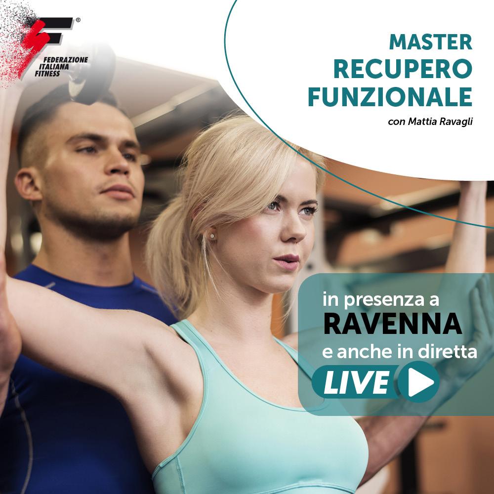 RECUPERO FUNZIONALE /Master Live