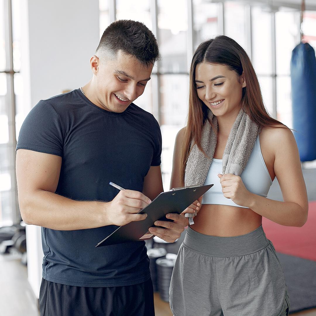 master online schede  allenamento