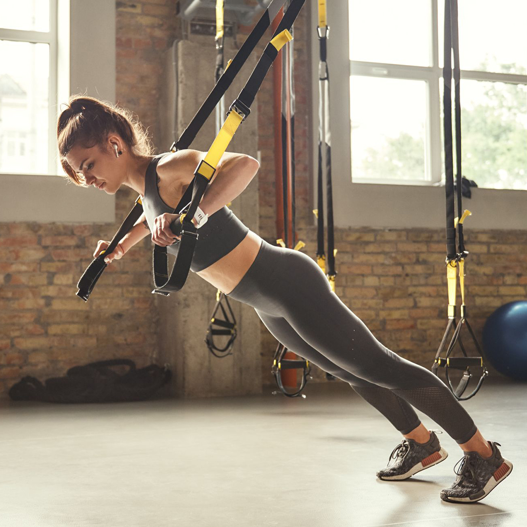 ONE TO ONE SUSPENSION TRAINING