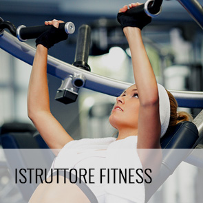 ISTRUTTORE FITNESS