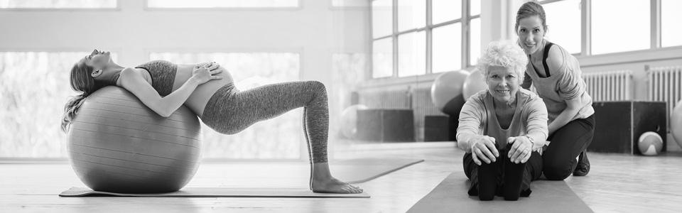 corso istruttore pilates in gravidanza e terza eta - Riconosciuto CONI