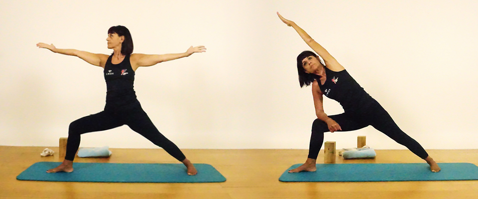 on line yoga update training - riconosciuto CONI