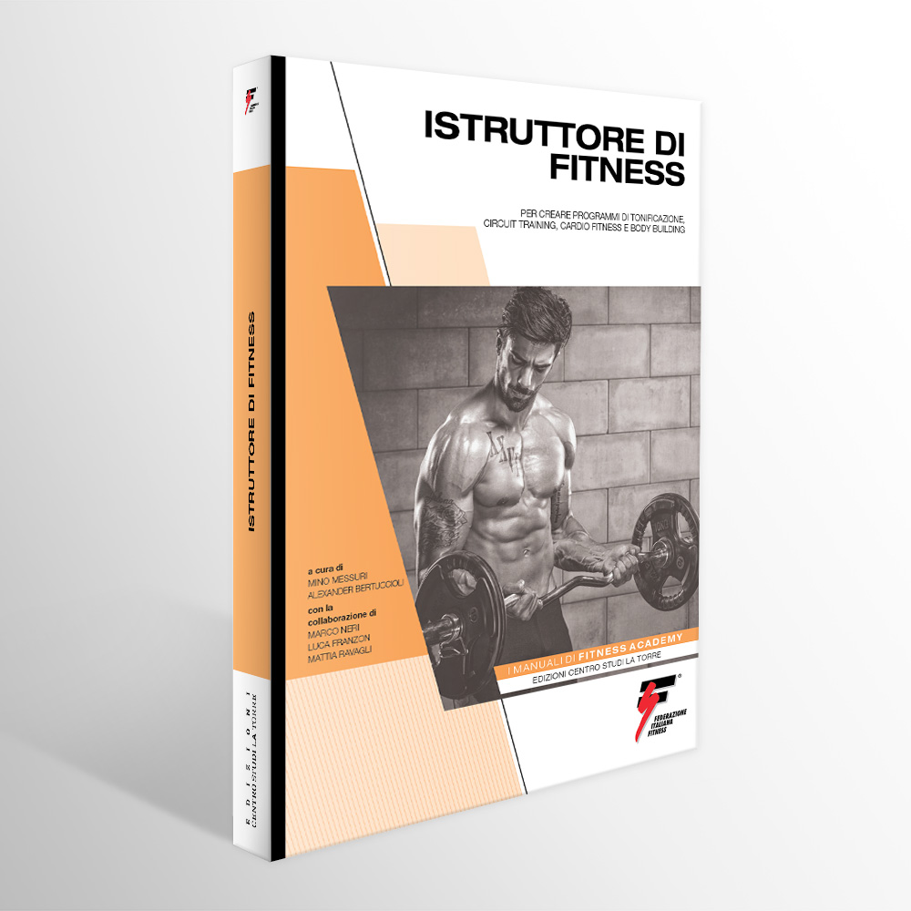 istruttore fitness manuale