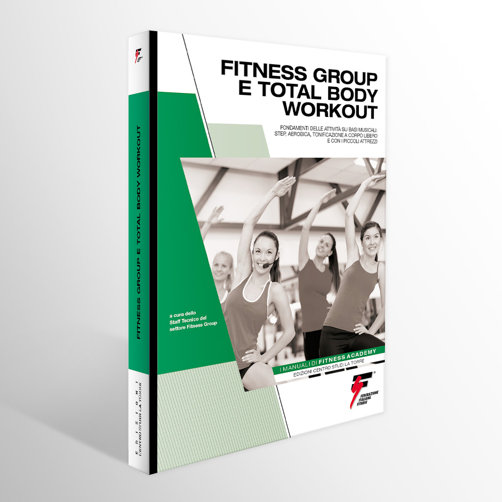 fitness group e total body workout manuale