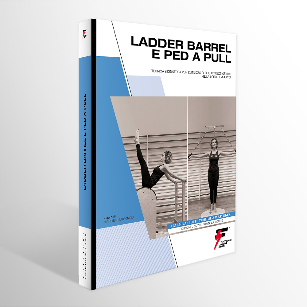 ladder barrel e ped a pull