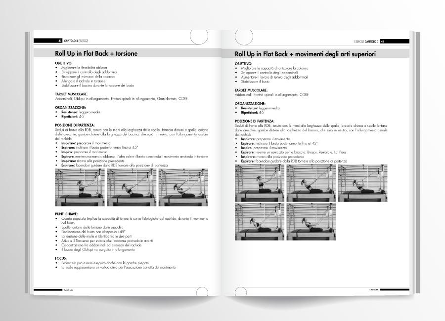 pagine interne cadillac