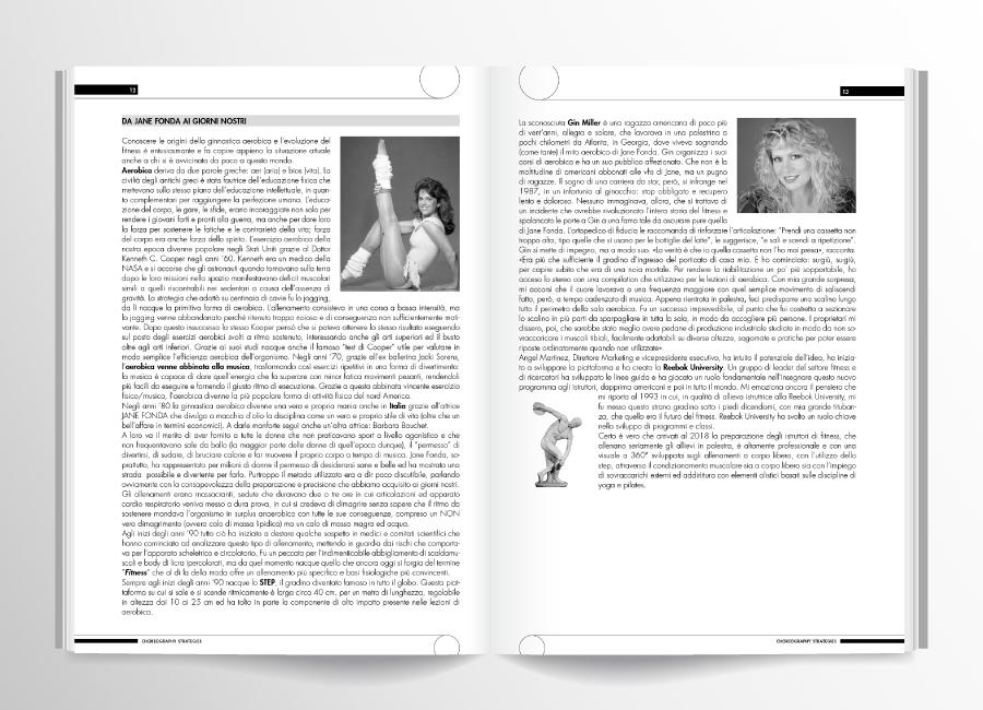 pagine interne choreography strategies