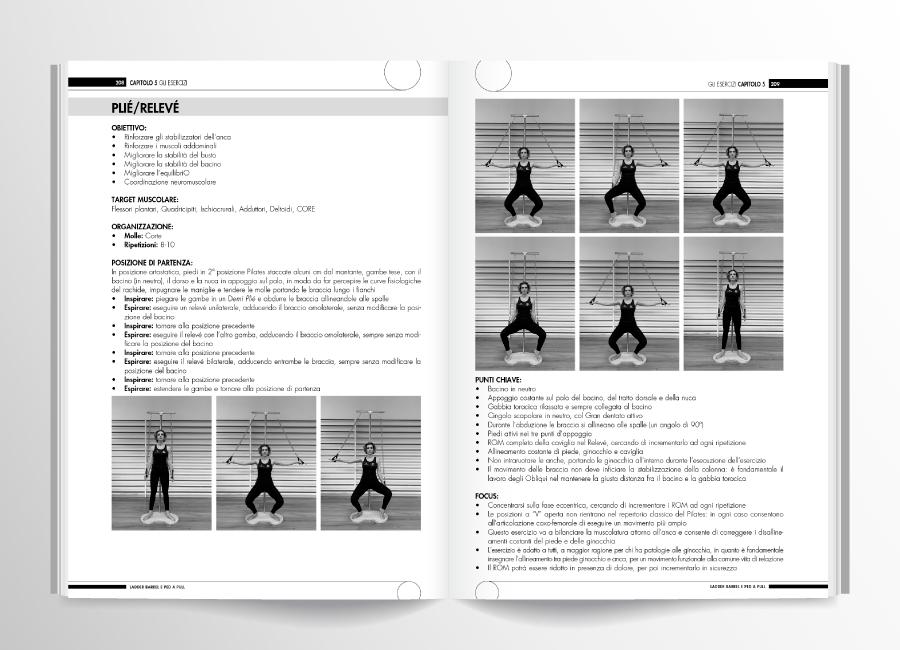 pagine interne ladder barrel