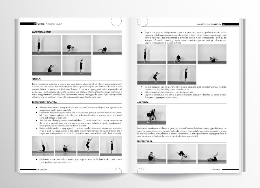 pagine interne pre-acrobatica
