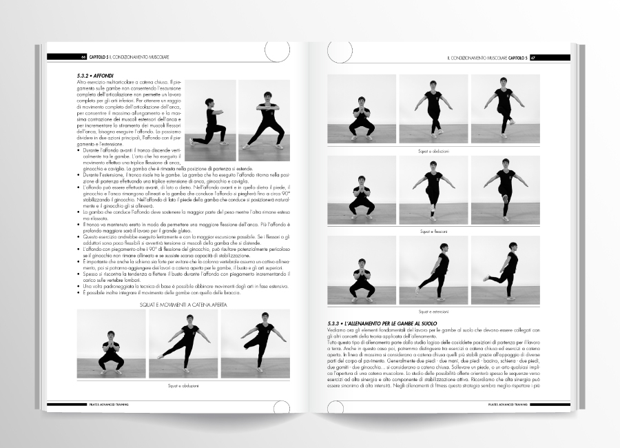 pagine interne total body workout