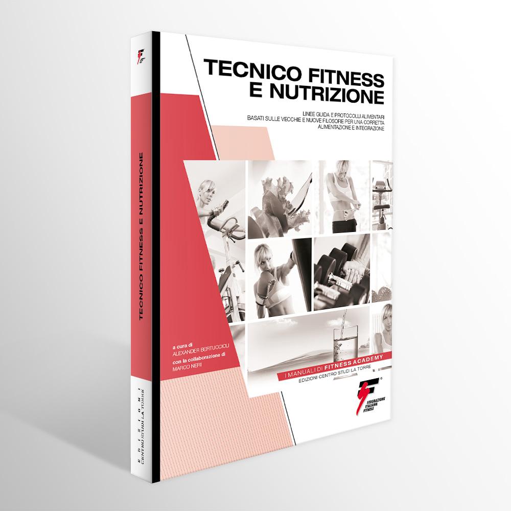 tecnico fitness e nutrizione manuale