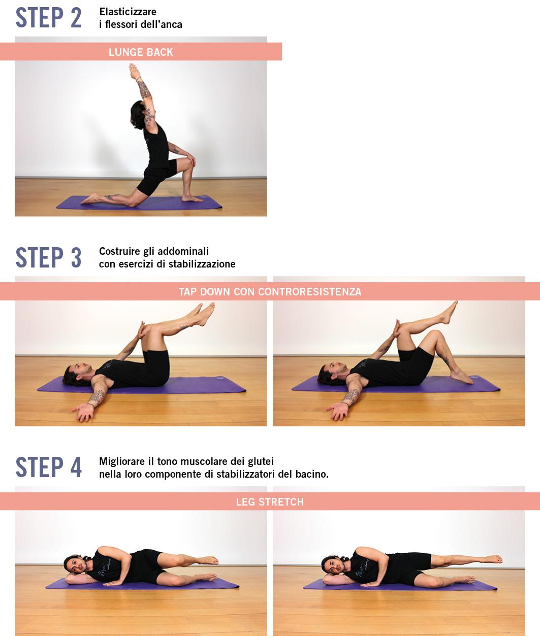 Estremamente Pilates per la schiena - FIF | Federazione Italiana Fitness GL04