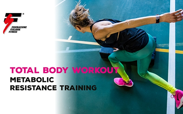 Total body workout / Metabolic resistance training