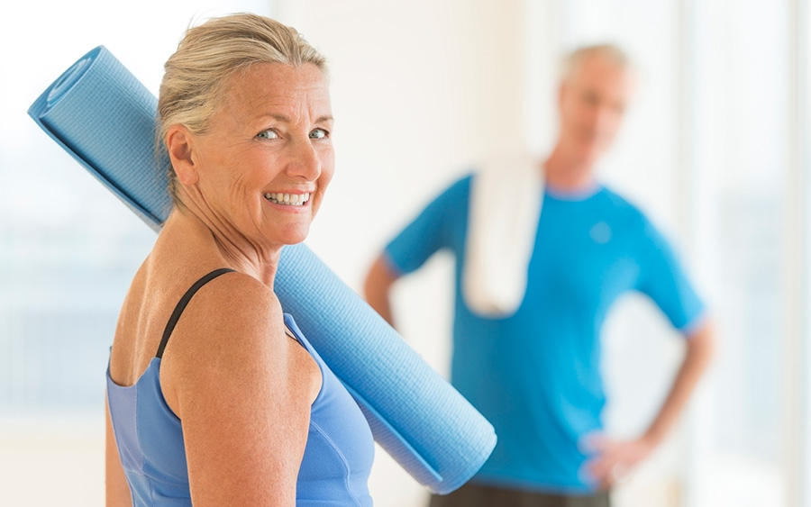 Il pilates per senior