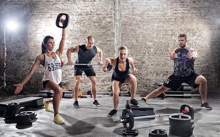 allenamenti intervallati per la perdita di peso
