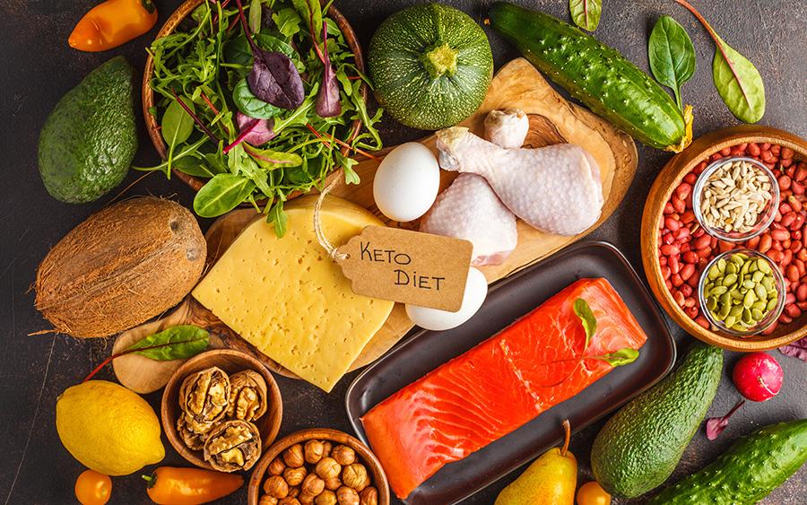 qual è la dieta chetogenica (chetogenica) testo