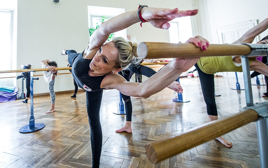 Le mille virtù del Pilates Barre