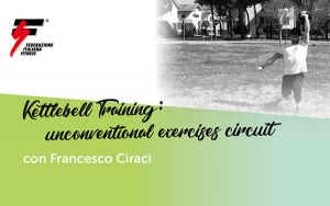 Kettlebell Training: unconventional exercises circuit