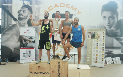 Cross Training Challenge 2018, la parola alla squadra 1ª classificata