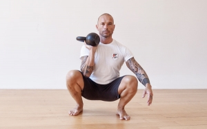 Kettlebell unconventional complex