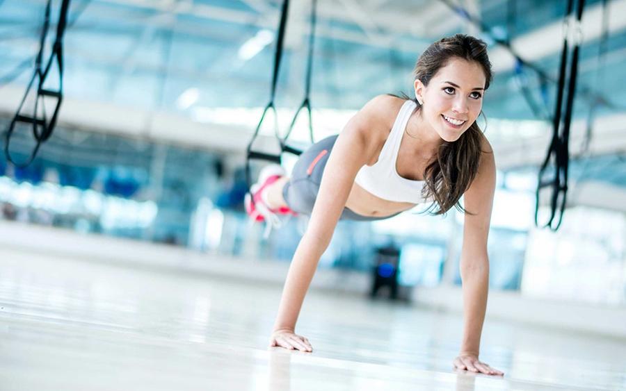 Modelli di fitness femminili incontri